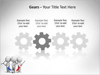 Team Of Mechanics PowerPoint Template - Slide 28