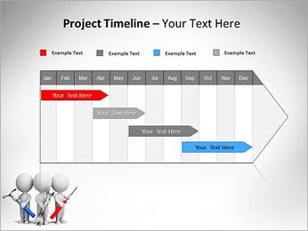 Team Of Mechanics PowerPoint Template - Slide 5