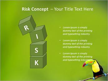Toucan Bird PowerPoint Template - Slide 61