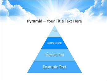 Heaven Light PowerPoint Template - Slide 10
