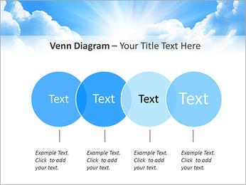 Heaven Light PowerPoint Template - Slide 12