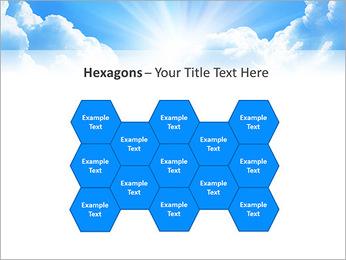 Heaven Light PowerPoint Template - Slide 24