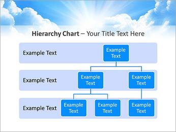 Heaven Light PowerPoint Template - Slide 47