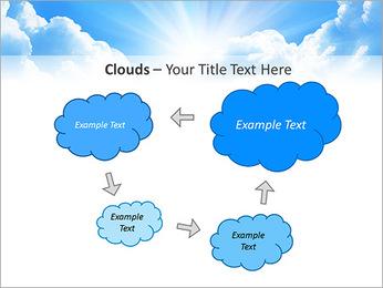 Heaven Light PowerPoint Template - Slide 52