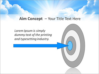 Heaven Light PowerPoint Template - Slide 63
