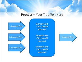 Heaven Light PowerPoint Template - Slide 65