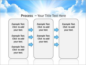 Heaven Light PowerPoint Template - Slide 66