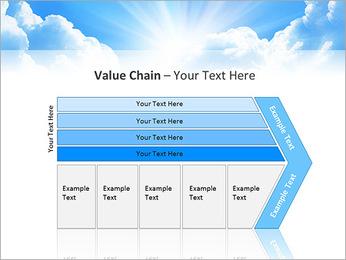 Heaven Light PowerPoint Template - Slide 7