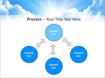 Heaven Light PowerPoint Template - Slide 71