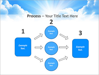 Heaven Light PowerPoint Template - Slide 72