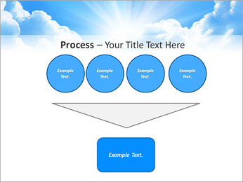 Heaven Light PowerPoint Template - Slide 73