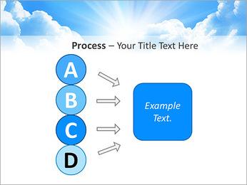 Heaven Light PowerPoint Template - Slide 74