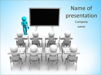 Educational Seminar PowerPoint Template