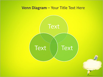 Pencil Writing PowerPoint Templates - Slide 13