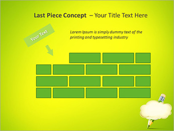 Pencil Writing PowerPoint Templates - Slide 26