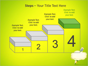 Pencil Writing PowerPoint Templates - Slide 44