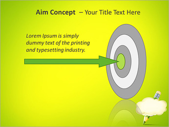 Pencil Writing PowerPoint Templates - Slide 63