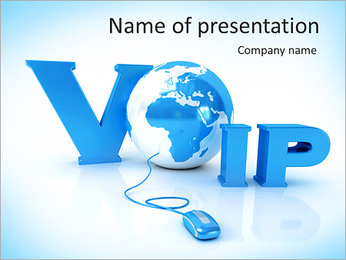 VIP PowerPoint Template