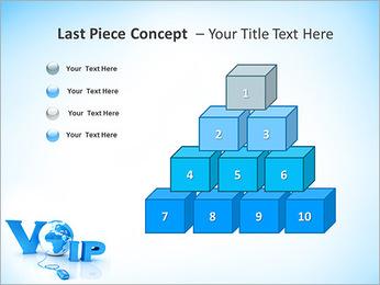 VIP Modelos de apresentações PowerPoint - Slide 11