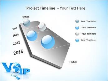 VIP Modelos de apresentações PowerPoint - Slide 6