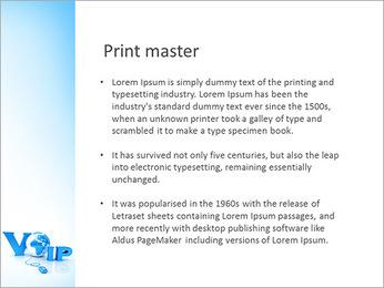 VIP Modelos de apresentações PowerPoint - Slide 76