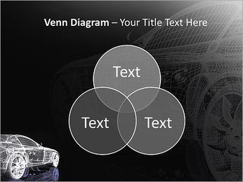 Modèle de voiture Modèles des présentations  PowerPoint - Diapositives 13