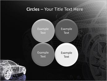 Modèle de voiture Modèles des présentations  PowerPoint - Diapositives 18