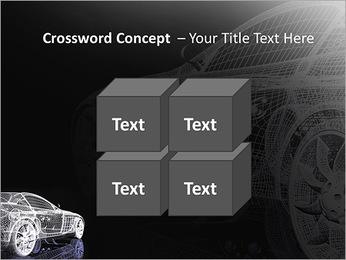 Modèle de voiture Modèles des présentations  PowerPoint - Diapositives 19