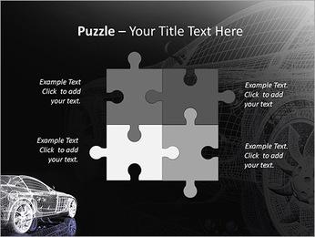 Modèle de voiture Modèles des présentations  PowerPoint - Diapositives 23