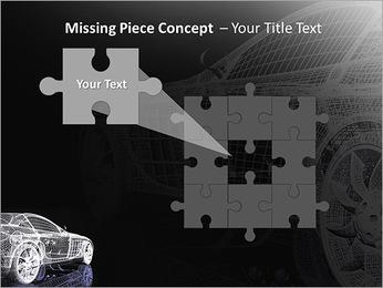 Modèle de voiture Modèles des présentations  PowerPoint - Diapositives 25