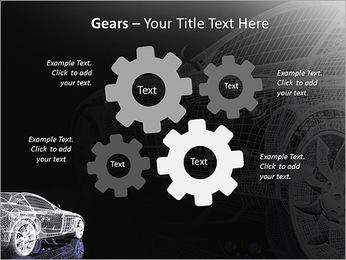 Modèle de voiture Modèles des présentations  PowerPoint - Diapositives 27