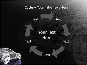 Modèle de voiture Modèles des présentations  PowerPoint - Diapositives 42