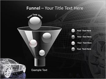 Modèle de voiture Modèles des présentations  PowerPoint - Diapositives 43
