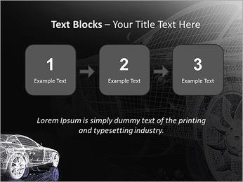 Modèle de voiture Modèles des présentations  PowerPoint - Diapositives 51