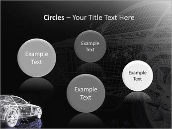 Modèle de voiture Modèles des présentations  PowerPoint - Diapositives 57