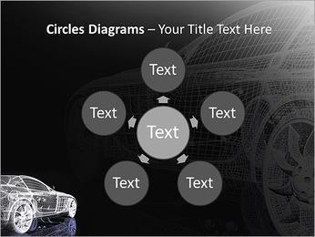Modèle de voiture Modèles des présentations  PowerPoint - Diapositives 58