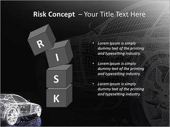 Modèle de voiture Modèles des présentations  PowerPoint - Diapositives 61