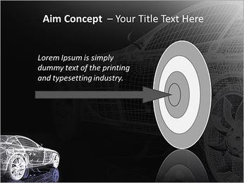 Modèle de voiture Modèles des présentations  PowerPoint - Diapositives 63
