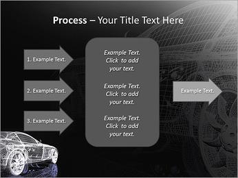 Modèle de voiture Modèles des présentations  PowerPoint - Diapositives 65