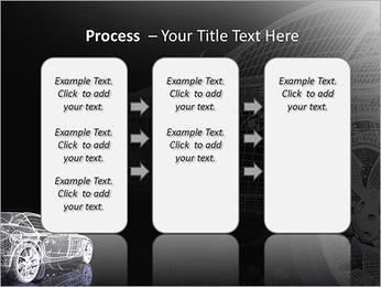 Modèle de voiture Modèles des présentations  PowerPoint - Diapositives 66