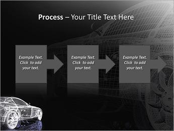 Modèle de voiture Modèles des présentations  PowerPoint - Diapositives 68