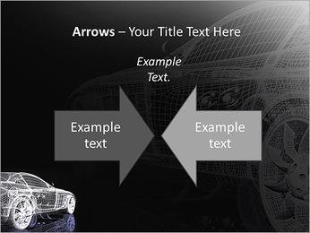 Modèle de voiture Modèles des présentations  PowerPoint - Diapositives 70