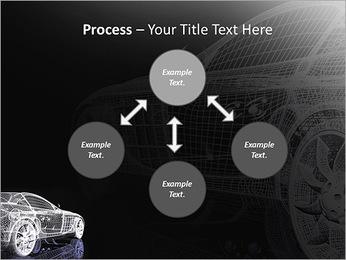 Modèle de voiture Modèles des présentations  PowerPoint - Diapositives 71