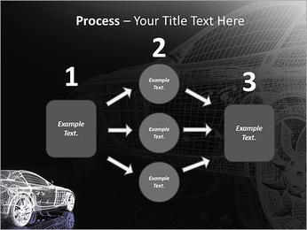 Modèle de voiture Modèles des présentations  PowerPoint - Diapositives 72