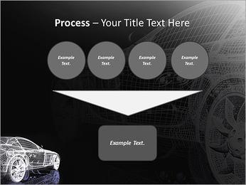 Modèle de voiture Modèles des présentations  PowerPoint - Diapositives 73