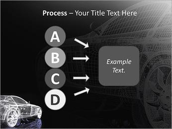 Modèle de voiture Modèles des présentations  PowerPoint - Diapositives 74