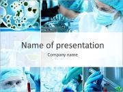 Assistant de laboratoire Modèles des présentations  PowerPoint