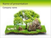 Peace Of Nature PowerPoint Templates