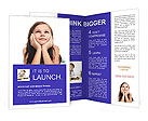 Girl Dreaming Brochure Template