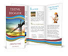 Building Crane Brochure Templates